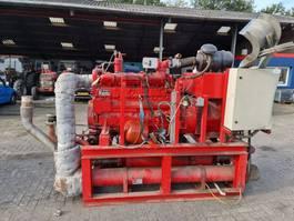 generator MAN GAS - 140 KVA 1997