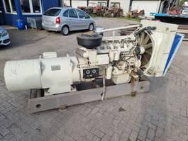 standard power unit MAN 190 KVA 1999