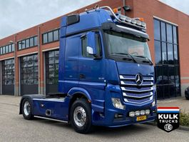 cab over engine Mercedes-Benz Actros 1845 LS GigaSpace / SHOWTRUCK 2014