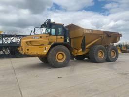 articulated dump truck Bell B 50 D 2015