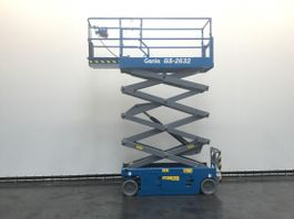scissor lift wheeld Genie GS 2632 2021