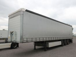 tilt trailer Schmitz Cargobull SCS 24 Bordwandsider / Curtainsider 2016