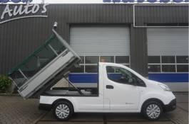 closed lcv Nissan e-NV200 Optima Kipper Pick-Up 2015