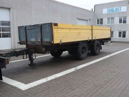 chassis semi trailer Med sider 1989