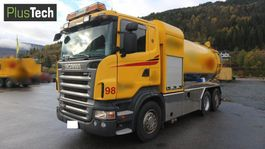 chassis cab truck Scania R420 2006