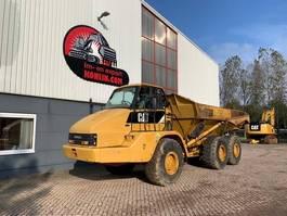 articulated dump truck Caterpillar 730 2007