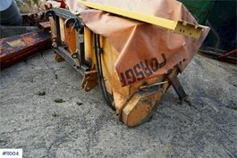 other agricultural machine Hydromann spreader for Tractor