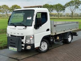tipper lcv <3.5 t Mitsubishi FUSO 35s13 openlaadbak! 2013