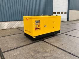 generator Himoinsa HYW-40 40kVA 2011
