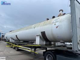 tank container Csepeli Gas 63000 liter LPG GPL gas storage tank 1973