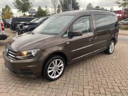 closed lcv Volkswagen 2.0 TDI 110kw DSG Aut. Dubbel Cab. 5P Klima Navi 2017