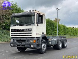 chassis cab truck DAF ATi 330 Euro 2 1992