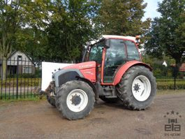 farm tractor Lindner Geotrac 83 Turbo