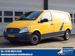 Kastenwagen Mercedes-Benz 110 CDI Airco - Trekhaak - APK 02-2022 2013