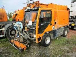tipper lcv <3.5 t Ladog G 129 Strassenwaschwagen/Kipper 2003
