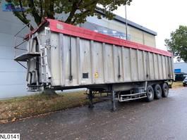 tipper semi trailer Benalu kipper Steel Suspension 1990