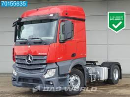 cab over engine Mercedes-Benz Actros 1845 4X2 Retarder Hydraulik StreamSpace Euro 6 2015