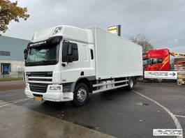 box truck DAF CF 65 Spacecab - NL Truck - Euro 5 - Rear lift 2010