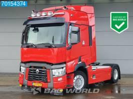 hazardous materials tractorhead Renault T460 4X2 NL-Truck ADR Navi Sleep Euro 6 2014