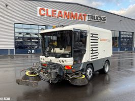 Road sweeper truck Ravo 540 Euro 5 with 3-rd brush 2011