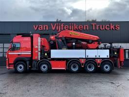 crane truck Volvo FM 500 10X4 - PALFINGER PK 200002L-SH CRANE KRAN GRUA 2017