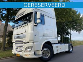 cab over engine DAF XF 530 WHITE EDITION 2018