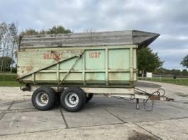 wheel dump truck Bazolli silage kipper silagewagen dumper