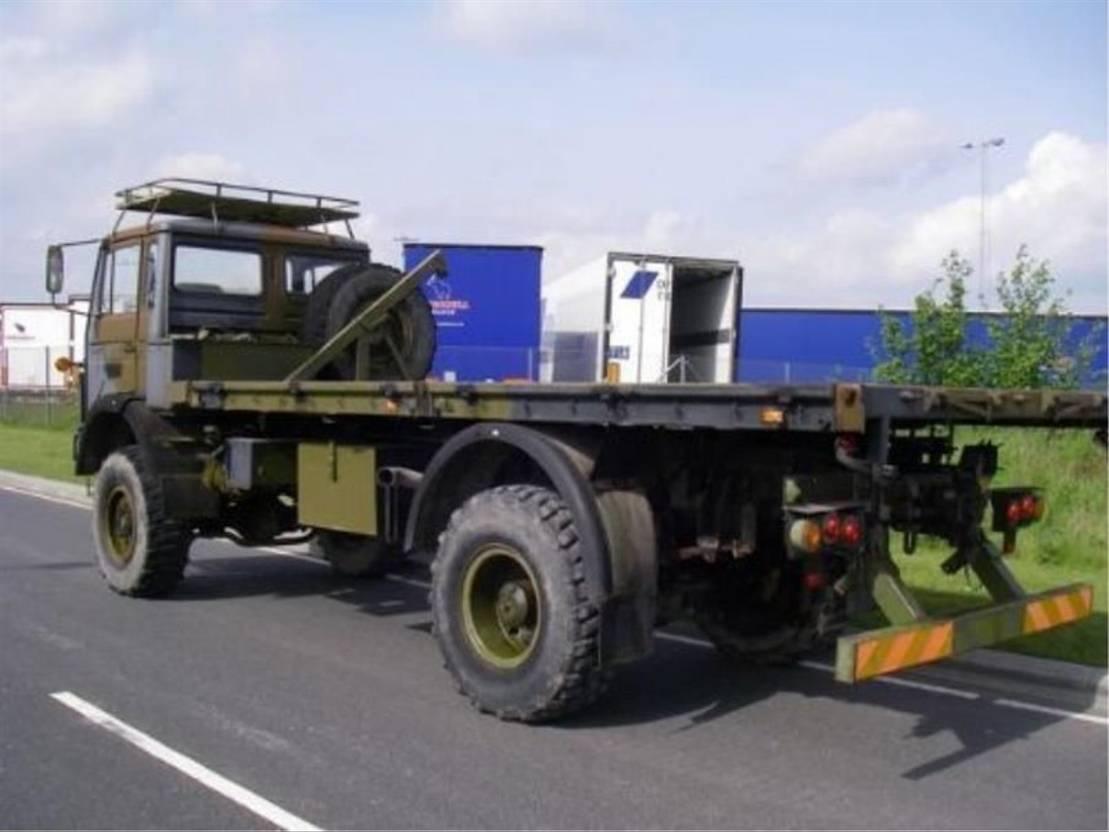 army truck Magirus Deutz 168 M 11 4X4...4085 1983