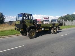 army truck Magirus 168 M11 FAL 4X4.EX-ARMY. LONG MODEL.4107... 1984