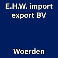 E.H.W. import export BV