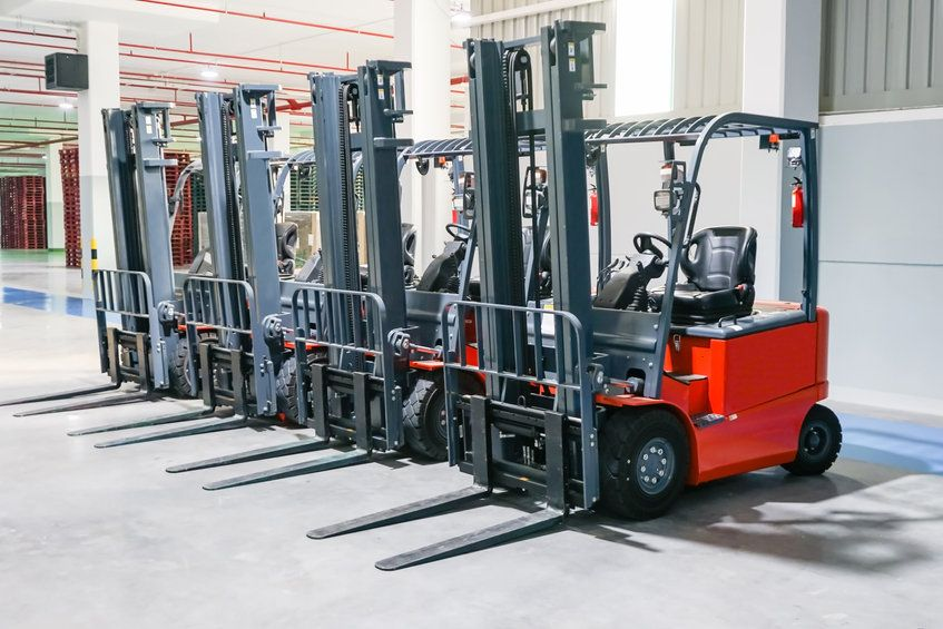 Forklifts for sale - used and new - TrucksNL
