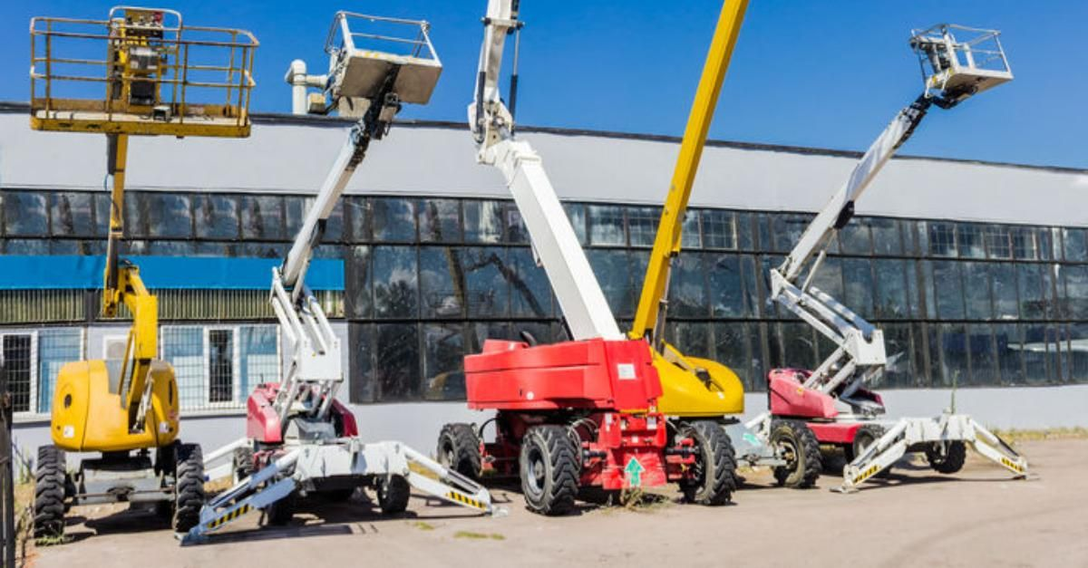 Aerial Platforms for sale - used and new - TrucksNL