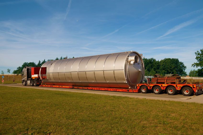Semi Lowloader Semi Trailers for sale - used and new - TrucksNL